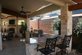 covered patio with fireplace fort worth covered patio with pergola outdoor kitchen and outdoor