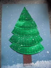 learning paper plate tree