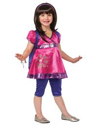 ever after high halloween costume dora the explorer deluxe costume by rubies 610059 walmart com