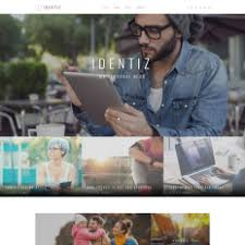 personal blog wordpress themes templatemonster