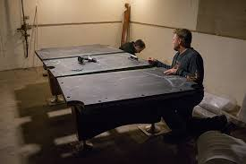 how much does a pool table weigh how much does a slate pool table weight table designs