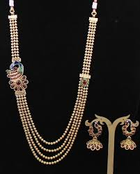 long necklace designs images Designer bridal and fashion jewelry from india jpg