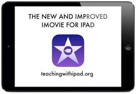 imovie app tutorial 2014 the new and improved imovie for ipad tutorial teachingwithipad org