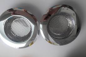Kitchen Sink Clog Remover by Hihamer Set Of 2 Stainless Steel Kitchen Sink Strainer Filter With