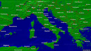 Maps Italy Primap National Maps