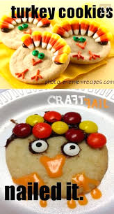 thanksgiving oreo turkey cookies recipe 15 thanksgiving pinterest disasters so terrible you u0027ll be grateful