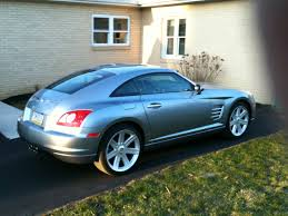 2004 silver blue crossfire for sale 16k crossfireforum the