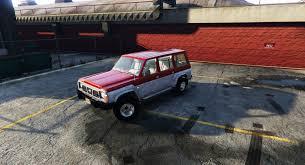 nissan patrol super safari 2016 1991 nissan patrol gr gta5 mods com