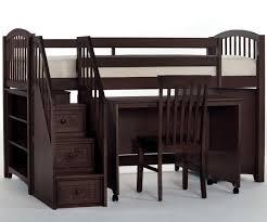 Bunk Bed Ladder Plans Desks Bunk Bed Desk Combo Loft Bed With Stairs Plans Best Bunk
