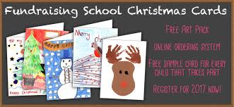 christmas cards class fundraising