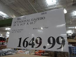 octagonal gazebo