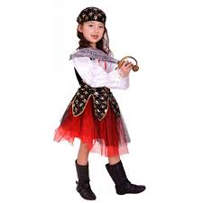 Girls Halloween Pirate Costume 25 Deguisement Pirate Fille Ideas Costumes