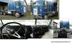 kenworth aerodyne truck kenworth
