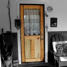 building a reclaimed wood door from scratch mission style