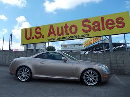 lexus sc430 usa us auto sales u s auto sales used cars okinawa okinawa car