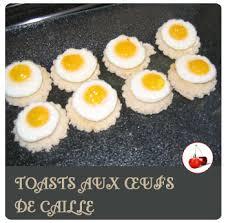 cuisine avec des oeufs toasts aux œufs de caille