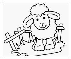 sheep coloring pages print sheep 2015