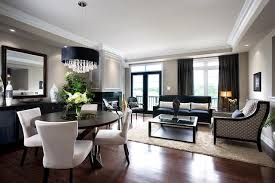 Dining Room With Living Room by Dining Room And Living Room With Goodly Tricks To Decorate Your