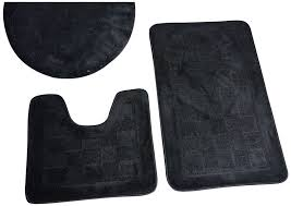 Gray Bathroom Rug Sets Gray Bathroom Rug Sets Grey And White Bathroom Rugs Part 20 Black