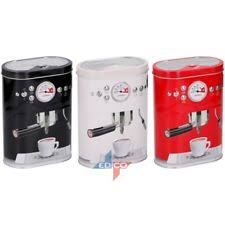 retro canisters kitchen vintage retro metal kitchen coffee canisters ebay