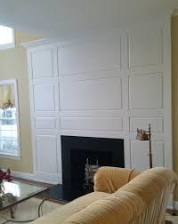 raised paneled full wall kit 5ft in paint grade i elite trimworks