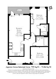 2 bedroom property for sale in lighterage court high street