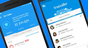 block calls on android truecaller vs du caller review identify and block spam calls on