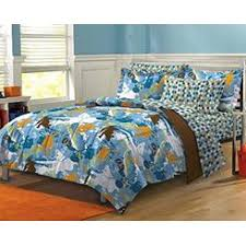 Minecraft Twin Comforter Kids Bedding Mvp Sports Boys Baseball Basketball Football Full