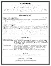 software developer resume software developer resume engineer resume exles ideas