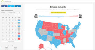 2016 Senate Map Projections by Surveymonkey U0027s Real Time Map Lets You Track How The Presidential