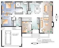 large kitchen floor plans house plan w3280 detail from drummondhouseplans com