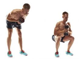 Chest Workout Dumbbells No Bench The Home Dumbbell Workout For A Six Pack In Three Weeks Men U0027s Health