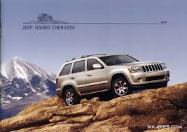 2005 jeep owners manual jeep grand wk brochures and manuals