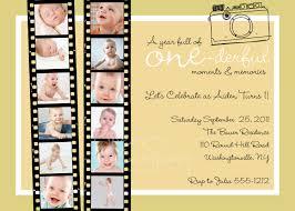 1st Birthday Invitation Card For Baby Boy One Year In A Flash First Birthday Invitation Printable