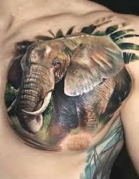 the 25 best realistic elephant tattoo ideas on pinterest