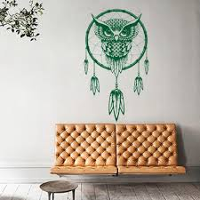 Owl Wall Sticker Room Decor Wall Stickers Shenra Com