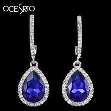 royal blue earrings online get cheap drop royal blue earrings aliexpress