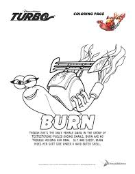 turbo coloring pages and activity worksheets a mom u0027s take