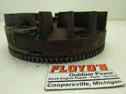 briggs u0026 stratton 8hp 191707 engine oem flywheel w ring gear