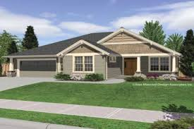 one story craftsman style homes one story craftsman house plans awesome 1 story craftsman style