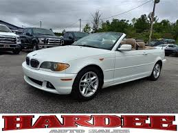 2004 bmw 325ci convertible for sale 2004 bmw 3 series 325ci convertible in conway sc wbabw33454pl31254