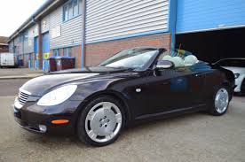lexus convertible used lexus sc for sale rac cars