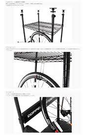 toolexpress rakuten global market space saving bicycle hanger