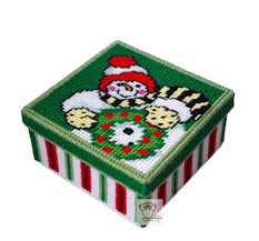 free plastic canvas pattern gingerbread house christmas cross