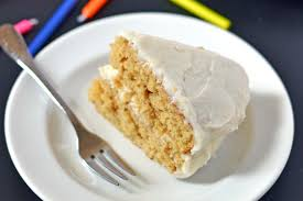 caramel cake with white chocolate frosting timeless treat food