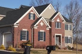need help choosing brick color to match siding u0026 roof