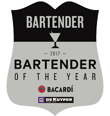 bacardi logo white enter the 2017 bartender of the year sponsored by bacardí u0026 de