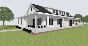 Modern Farmhouse Porch by Colorado Modern Farmhouse Available At Pre Construction Pricing