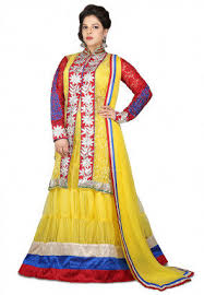 wedding indo western dresses gowns kurtas dupattas online