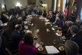 The Cabinet In Government Obama Cabinet We Don U0027t Use Only Personal Email Time